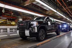 GM Investing $24 Million in Indiana Plant to Boost Pickup Truck Production
