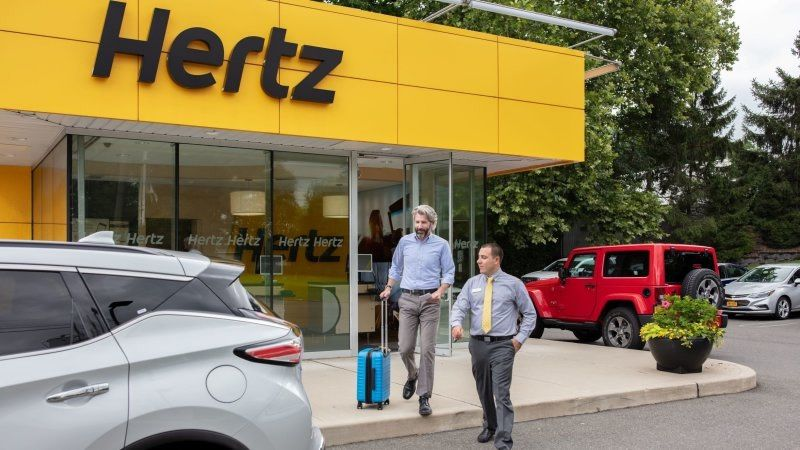 Car Rental Company Hertz Launching a Monthly Vehicle Subscription Service