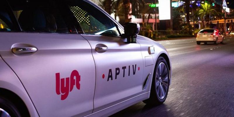 Lyft, Aptiv Pass 50,000-Trip Mark With Autonomous Vehicles