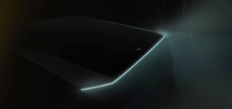 Tesla CEO Claims Electric Pickup Will be Better Than Ford F-150, Porsche 911