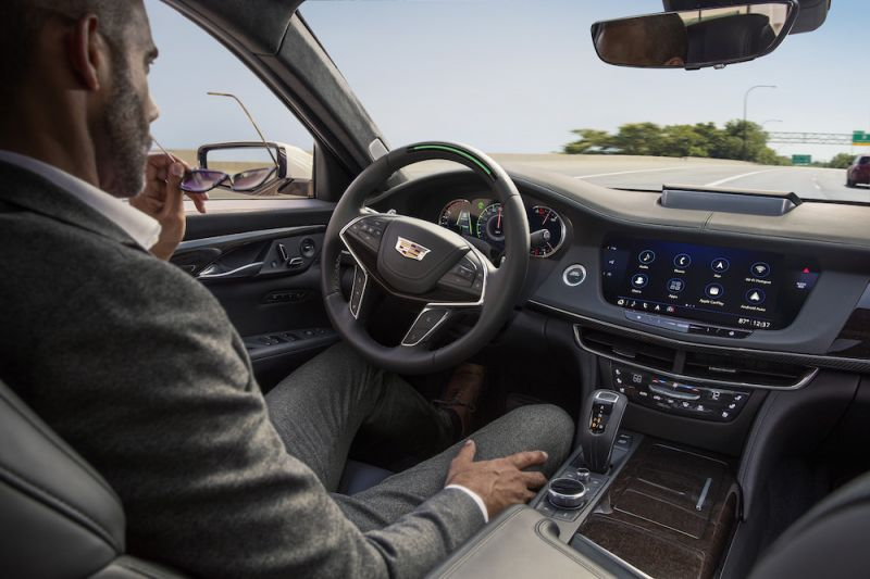 Cadillac Boosts Super Cruise System With 70,000 Extra Miles