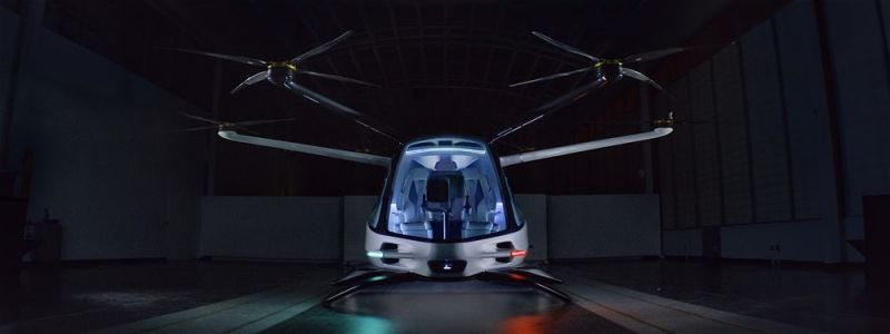 Startup Alaka'i Unveils Hydrogen-powered Flying Car