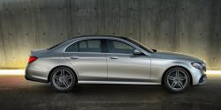 Mercedes Benz Working On Electric E-Class Sedan to Rival the Tesla Model S