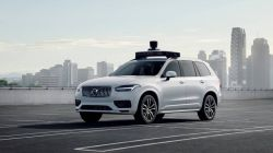 Uber Debuts its New Self-Driving Volvo XC90 SUVs, Designed to Operate Without a Safety Driver