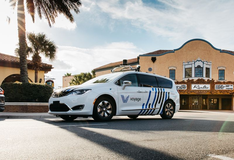 Florida Governor Signs Bill Allowing Self-driving Vehicles to Operate Without a Safety Driver
