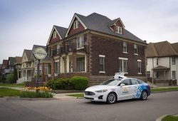 Argo AI Begins Testing Self-Driving Fords in Detroit