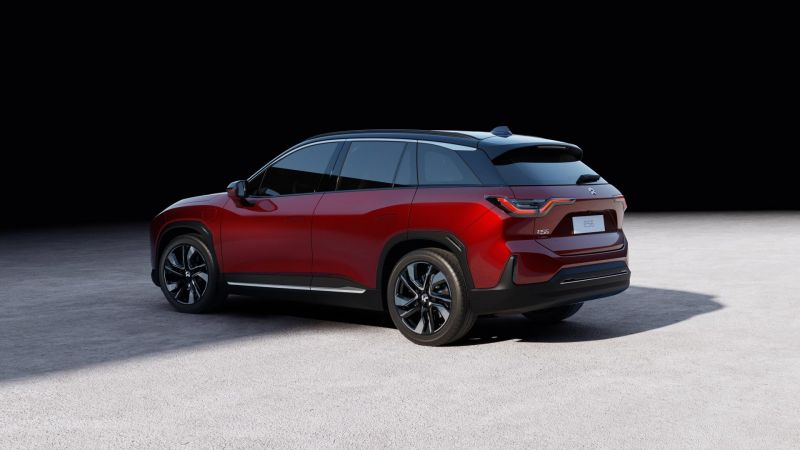 EV Startup NIO Begins Deliveries of its ES6 Crossover
