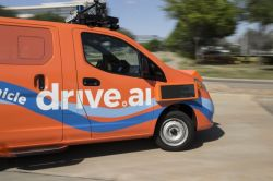 Apple Buys Self-Driving Shuttle Startup Drive AI