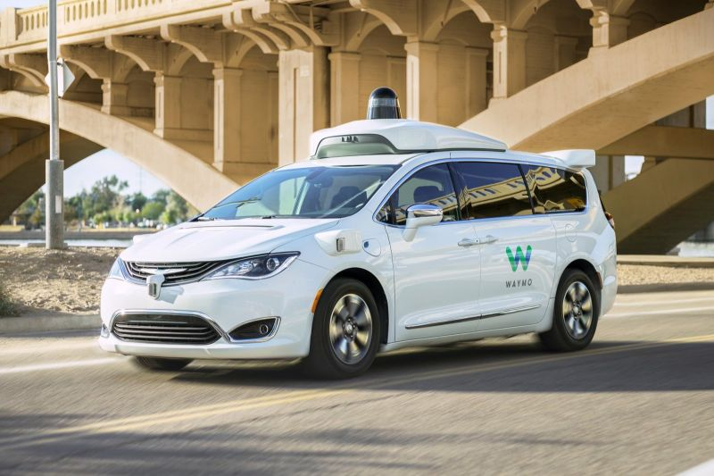 Waymo to Bring Driverless Cars to France and Japan via Nissan-Renault Partnership