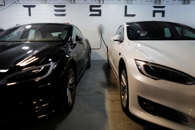Tesla Says Battery Module to Blame For Car Fire in Shanghai
