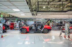 Tesla Building Its Own EV Battery Cells in Secret Lab: Report