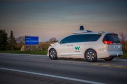 World Economic Forum Executive Believes Autonomous Vehicles Face Two Challenges