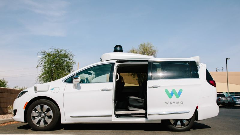 Waymo Receives Permit to Participate in California's Autonomous Vehicle Pilot