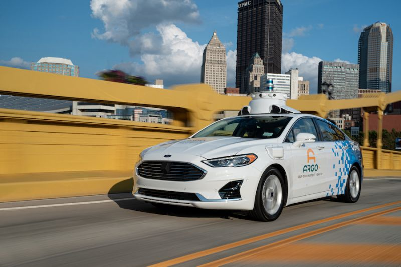 Ford, VW Tie the Knot to Work on EVs and Autonomous Cars