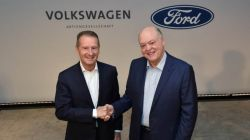 Volkswagen Investing $2.6 Billion in Ford's Self-Driving Arm Argo AI and Will Collaborate On Electric & Autonomous Vehicles