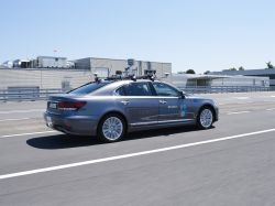 Toyota Begins Autonomous Driving Tests on Public Roads in Europe