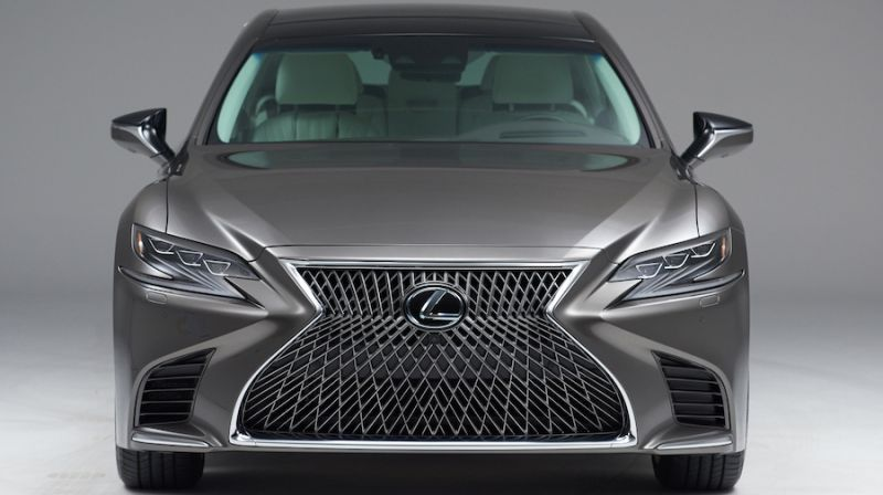 Lexus Wants to Offer an Electrified Option of Every Model by 2025