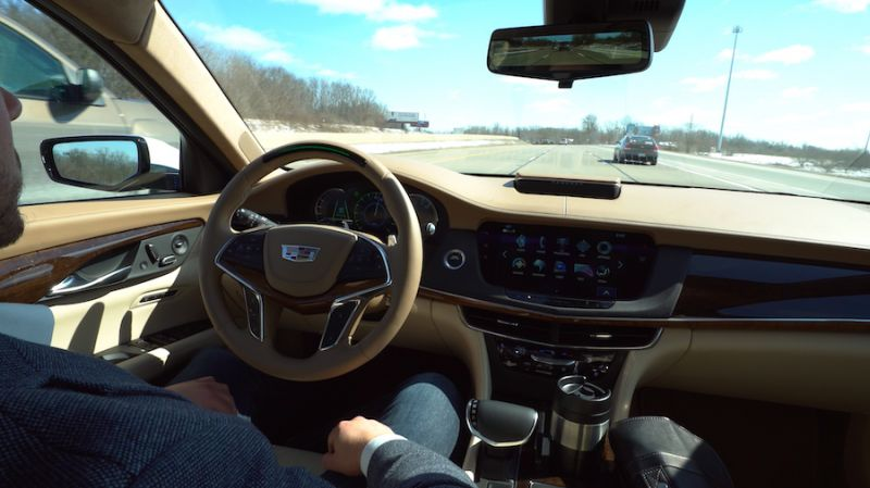 Cars Are Being Reinvented to Keep Up With Autonomous Tech