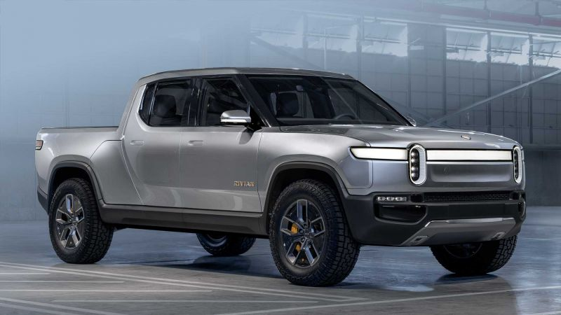 The Electric Rivian R1T Pickup Might Become One of the Most Popular Trucks in 2020