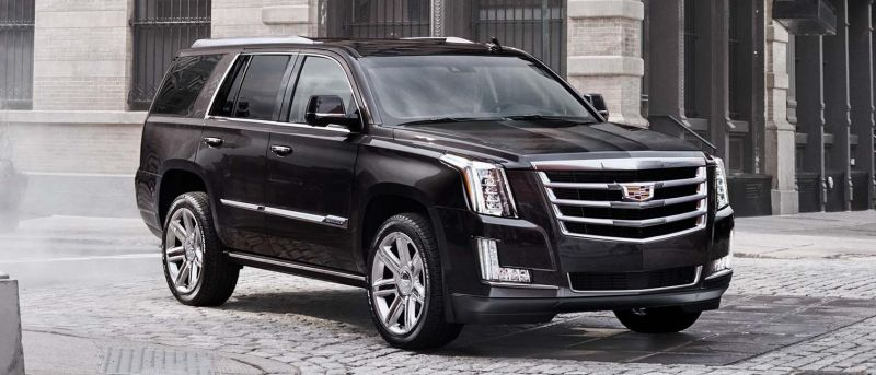 Cadillac is Working on an Electric Escalade with 400 Miles of Range