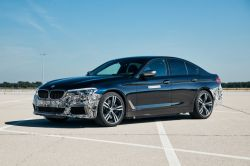 The Next-generation BMW 5-Series to Get At Least Two Electric Variants