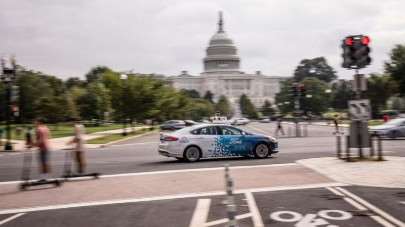 Congress to Restart Stalled 'Self-Driving Car Bill' in an Effort to Speed Up Adoption