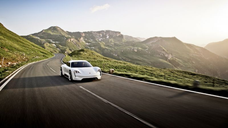 Porsche Believes Taycan Will Outsell 911, Has Over 30,000 Reservations
