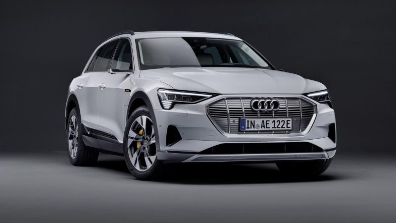 Audi Announces a Less Expensive, Shorter Range Electric e-tron SUV