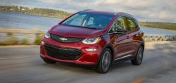GM Open to Work with Other Automakers on Electric Vehicles, CEO Says