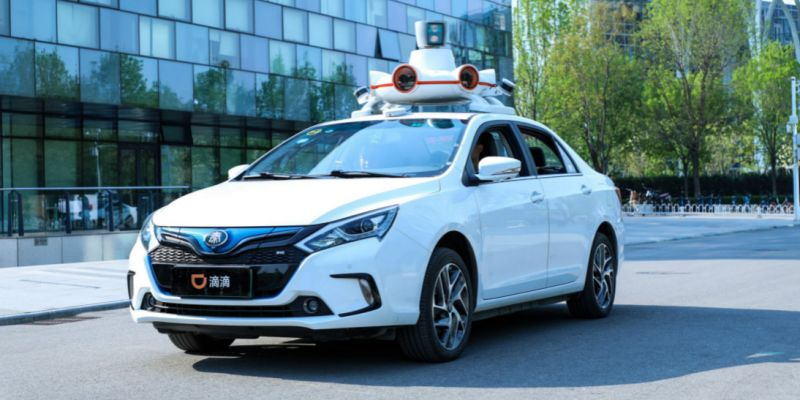 Didi Chuxing Spins Off its Autonomous Driving Unit as an Independent Company