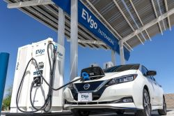 Nissan and EVgo Expand Their EV Charging Network, Adding 200 DC Fast Chargers