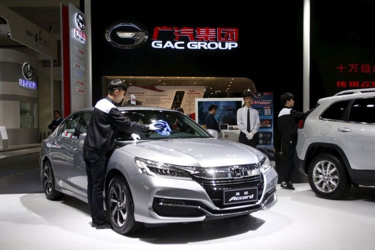Honda to Recall 222,674 Accord Models in China Over Engine Problems