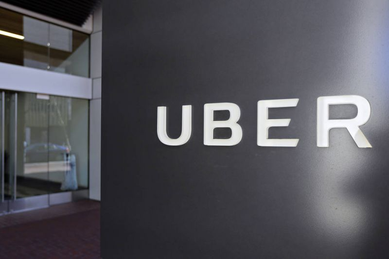 Ride-Hailing Giant Uber Posts $5 Billion Loss as Growth Slows
