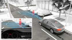 Volkswagen Showcases Pedestrian Detection System, Claims Works at Speeds of 40 MPH