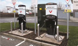 UK-based InstaVolt Deploys the Next Generation of ChargePoint Ultra-Fast EV Chargers