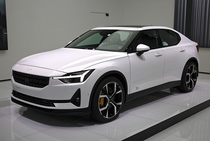 The  275 Mile Range Polestar 2 EV Makes its U.S. Debut in San Francisco