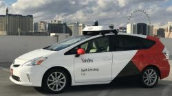 Russia's Yandex is Looking to Grow its Self-Driving Car Fleet Tenfold to Accelerate Developement