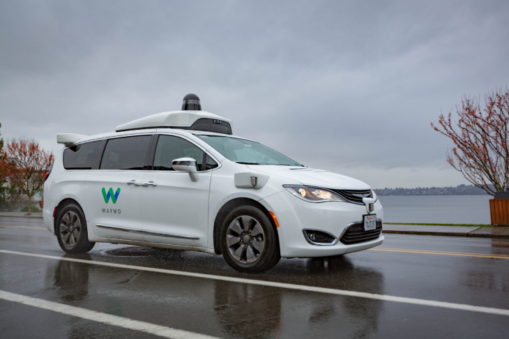 Waymo is Headed to Florida to See How its Self-Driving Vehicles Perform in the Rain