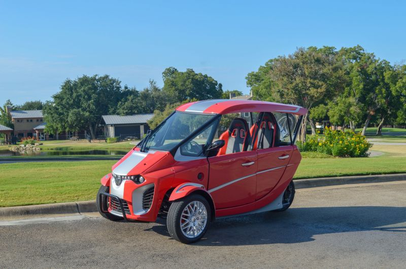 Ford Smart Mobility Subsidiary Autonomic Announces Partnership with Compact EV Maker Ayro Inc