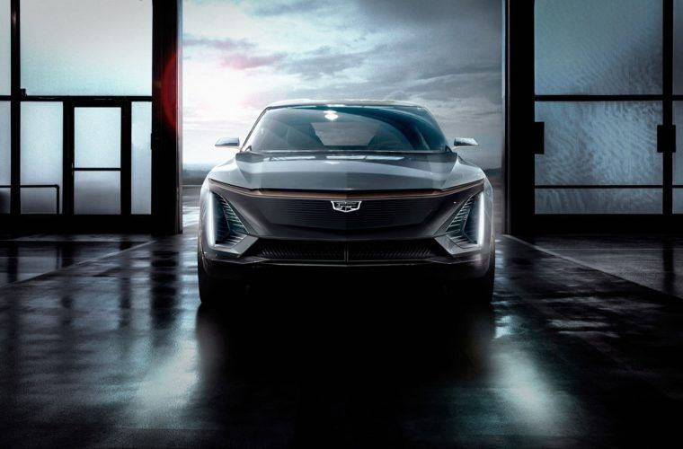 The First Fully-Electric Cadillac Sedan Expected to Debut in 2022