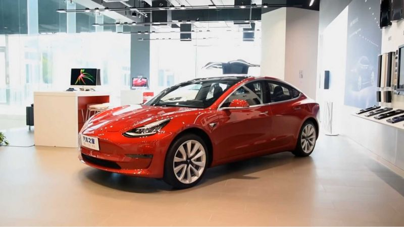 China Will Exempt Tesla Vehicles From 10% Purchase Tax