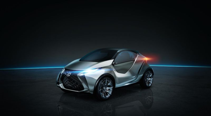 First Electric Lexus Reported to Be City-Oriented Hatchback