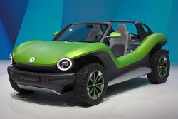 Here's What You Need to Know About the Volkswagen ID Beach Buggy
