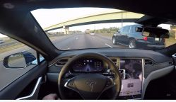 Tesla Autopilot Was Engaged in 2018 California Crash; Driver's Hands Off Wheel: NTSB