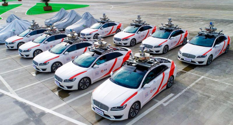 Ride-Hailing Titan Didi Chuxing Launching Self-Driving Taxi Service in China