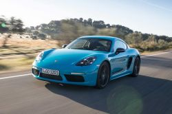 Porsche is Reportedly Working on an Electric 718 Cayman to Expand the Company's EV Lineup