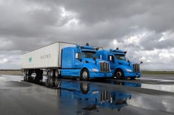 Toyota Unveils its Next Generation Hydrogen Fuel Cell Truck