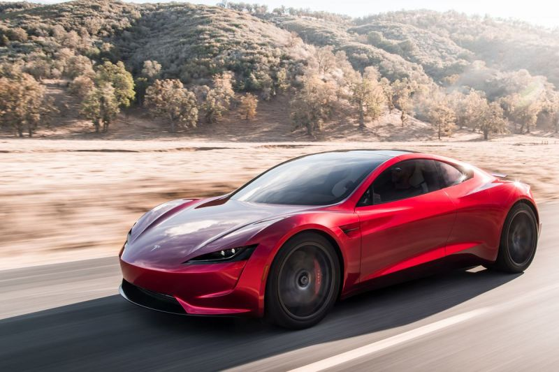 Elon Musk Confirms that the Tesla Roadster Will Take on the Famed Nürburgring