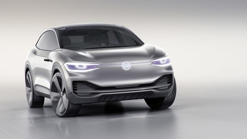 ID.4 to be Volkswagen's New U.S.-bound EV Crossover