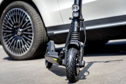 Mercedes-Benz Becomes Latest Automaker to Join Electric Scooter Frenzy